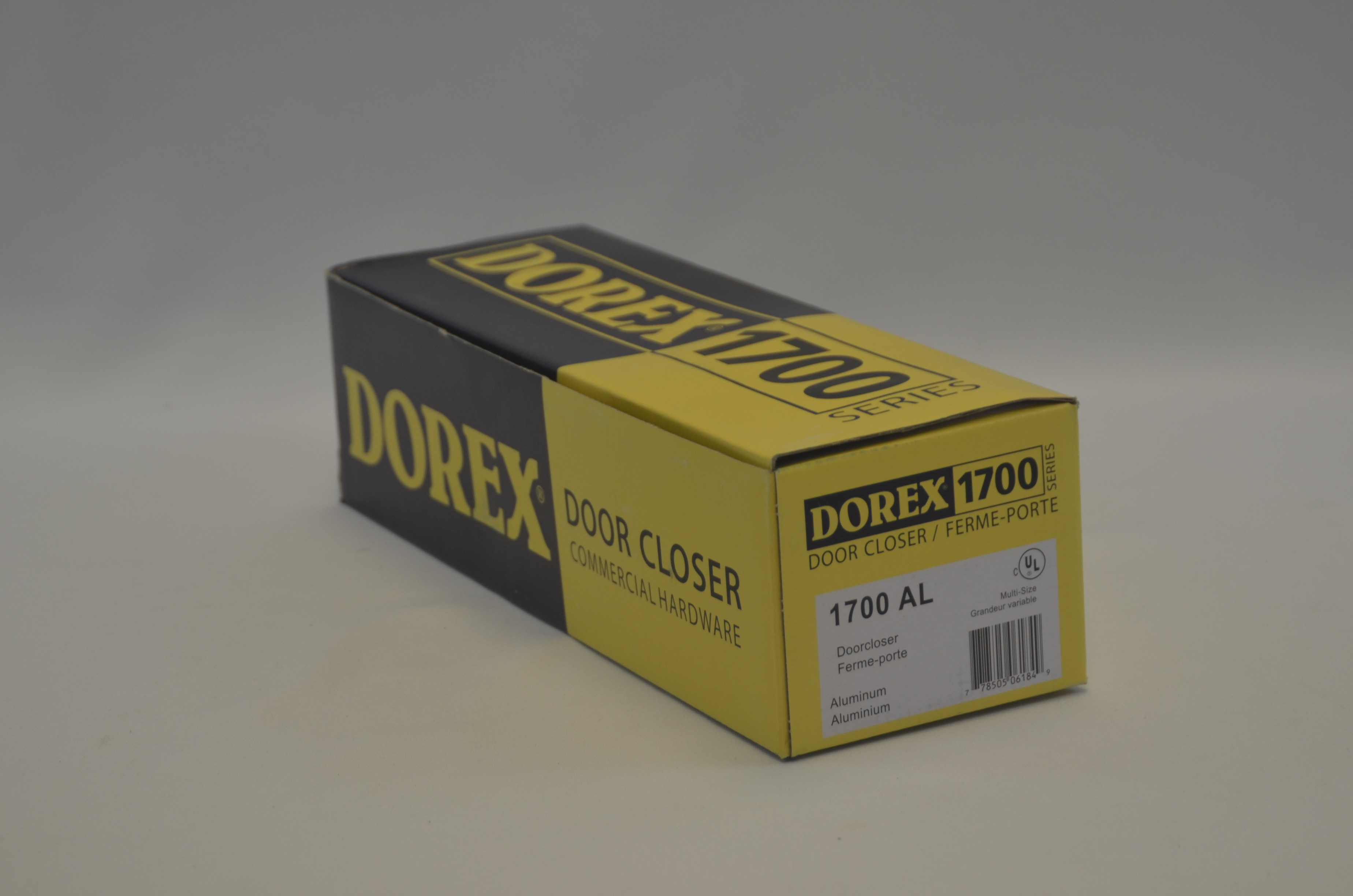 1700al Dorex Door Closer The Hardware Pro