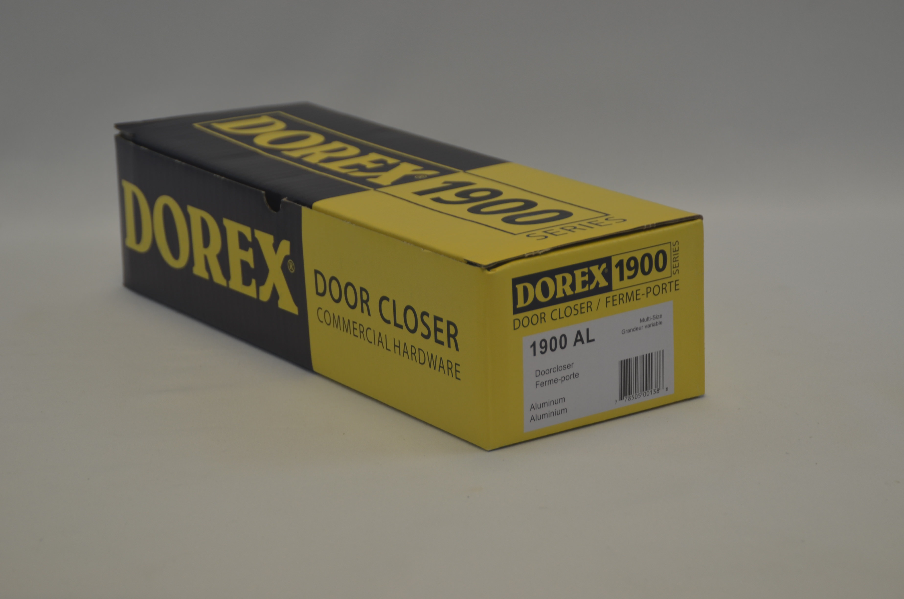 1900al Dorex Door Closer The Hardware Pro
