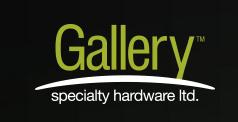 Gallery Hardware